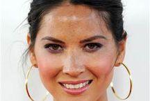celebrity makeup looks / by Casie Hartman