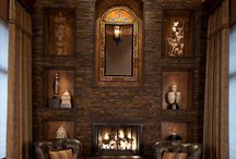 cigar room man cave