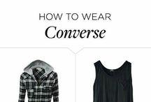 Converse rajongók