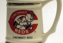 Vintage Sports Memorabilia / by Lloyd's Board Room