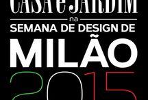 Salão do Móvel de Milão 2015 / Já começamos a contagem regressiva para a 55ª Semana de Design de Milão / by Casa e Jardim