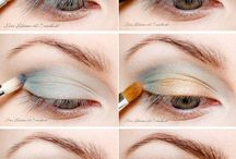 Eye didn't know... / Eye tutorials or fun with color