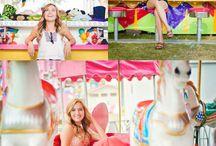 Carnival/Fair Session Inspiration