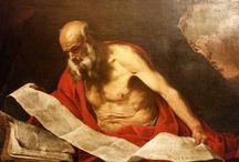 Somer Hendrick Van (Lokren 1607-Napoli 1656) / allievo di Ribera. Entra in contatto con Matthias Stomer