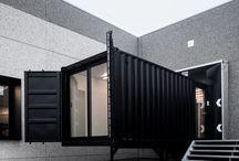 architecture | container