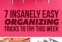 Organiseer goed