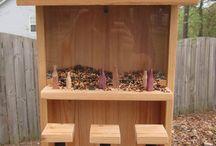 Bird hutties