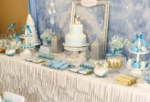 Elsa's First Birthday Party