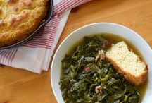 Southern Cuisine / It doesn't get any better than a good southern meal. #recipes #southernliving