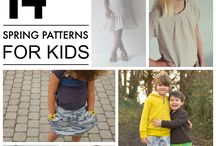 Patterns for little ones