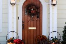 Front Porch Inspiration / by Tan Scott