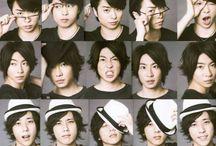 Arashi / The Most Famous Japanese Group ---- ARASHI