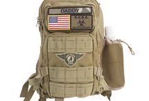 Tactical Dad / Active dad apparel and accessories