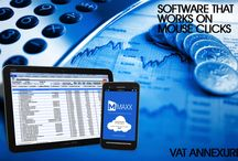Vat Annexure / Annexure refers to upload of data generated on a monthly basis for transactions like sales,.. http://maxxerp.blogspot.in/2013/09/maxx-software-that-works-on-mouse.html