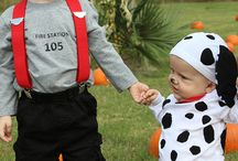 Brother sister Halloween costumes