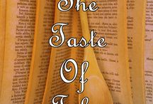 The Taste of Tales / Food inspired by books. Dishes from my blog posts.