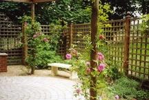 Prayer garden for school
