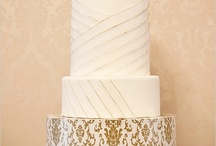 Gold, cream and white wedding / by White Lace Events