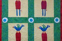 Applique Quilts / Quilts with Applique patterns