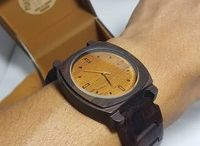 MA'WA wooden watch