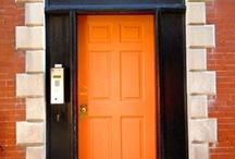 the doors / by Elene Francescon