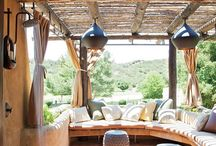 Sweet Deck/Porch/Patio/Balcony Ideas / Design and decor ideas