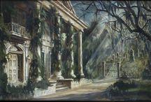 Night Gallery (paintings)
