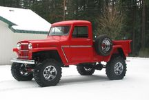 Jeep Willy Pick up