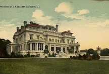 'Pembroke' / The Joseph R. De Lamar estate designed by C.P.H. Gilbert c. 1916 in Glen Cove on Long Island. / by Old Long Island/Beyond the Gilded Age