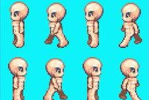 Rpg maker Custom sprites