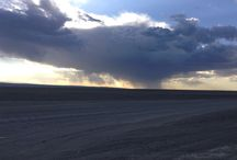 Mongolian skies / The beautiful skies you can see and feel in Mongolia