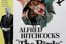 Alfred Hitchcock Movie Posters