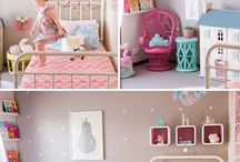 Decor girl's bedroom