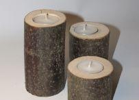 Natuurlijk houten spullen