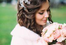 Свадебный стилист / Прическа макияж