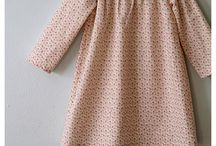 Clothes to sew for kids
