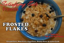 BREAKFAST / Wheat Belly, Grain Free, Gluten Free, Low Carbohydrate, Sugar Free, WB, GF, LC, SF, Breakfast, Cereal, Waffles, Pancakes, Yogurt, Eggs, Sausage, casserole, THM, Trim Healthy Mama, LCAF, Low Carbing Among Friends / by Julie Strangfeld