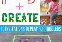 Invitation to play - kutsu leikkiin