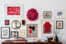 Fill The Space / Cute ideas to fill spaces in your home