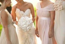 Bridemaids / by Emanuelle Missura