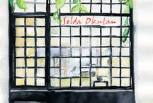 Selda Okutan Gallery / If you wanna know how is life in Selda Okutan Gallery. Here we go..