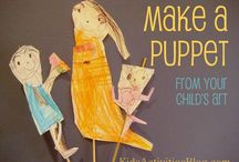 Kids Crafts / Activities and crafts for kids. / by Amy Hubble Dempster