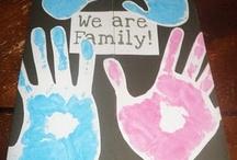 Family unit / by Naomi Sandel