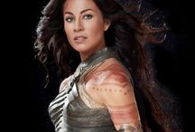 Lynn Collins, actrice