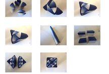 &%%& Polymer Cane tutorials