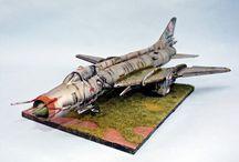 """SUKHOI SU-17 M3 At HAWARDEN"""" 54 RED """""""