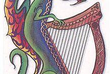 Ireland and irish themes