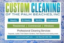 Cleaning Services Palm Beach