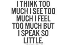 Quotes/true words