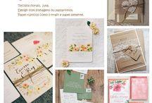 [Casamento] Convites